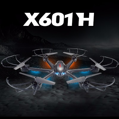 MJX X601H Quadcopter/ 3D VR Glasses to Operate