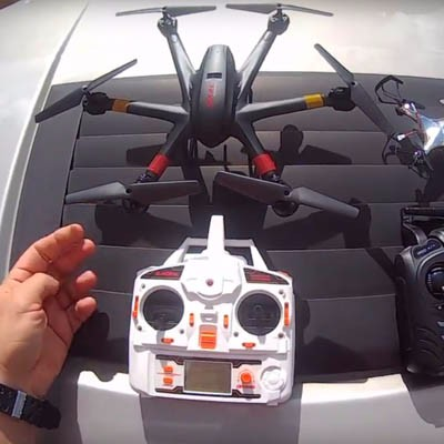 MJX X600 Quadcopter